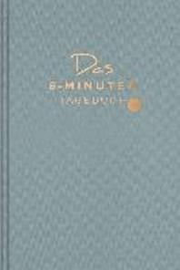 Das 6-Minuten-Tagebuch pur (aquarellblau)