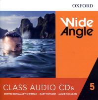Wide Angle 5 CD