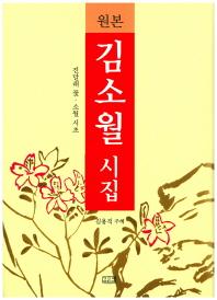 원본 김소월 시집