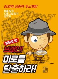 웨이크 업 브레인 미로를 탈출하라