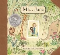 Me... Jane (2012 Caldecott Honor Book)