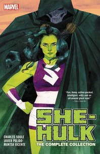 She-Hulk by Soule & Pulido