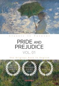 PRIDE AND PREJUDICE, VOL. 01 - 오만과 편견, 1부 (영문원서)