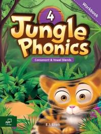 Jungle Phonics 4 Workbook
