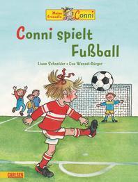 Conni spielt Fussball
