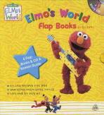 ELMOS WORLD FLAP BOOKS 세트