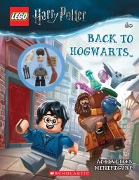 LEGO Harry Potter: Activity Book with Harry Potter Minifigure