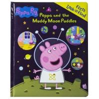 Peppa Pig: Peppa and the Muddy Moon Puddles