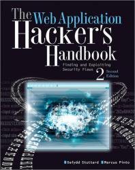 The Web Application Hacker's Handbook