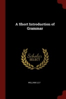 A Short Introduction of Grammar