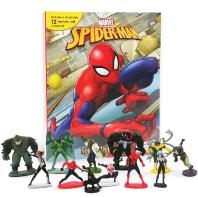 Marvel Spider-Man (2018) My Busy Books 마블 스파이더맨 2018 비지북