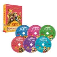 뉴 비트윈더 라이온 2집 6종세트 Between the Lions(DVD)