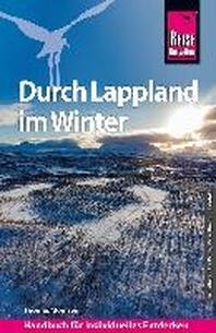 Reise Know-How Reisefuehrer Durch Lappland im Winter