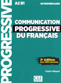 Communication Progressive du francais Intermediaire. A2-B1 (Livre+CD)