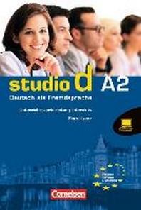 Werner, R: studio d - Grundstufe / A2: Gesamtband - Unterric