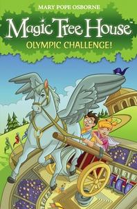 Magic Tree House 16  Olympic Challenge!