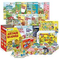 아서 리더스북(Arthur Readers) Level 3 15종 세트(B+CD)(세이펜BOOK)