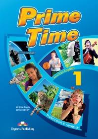 Prime Time 1 Us Student Book & Workbook
