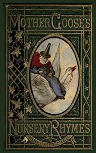 Mother Goose Nursery Rhymes Book Original