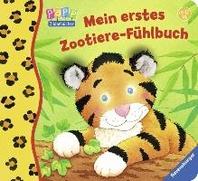 Mein erstes Zootiere-Fuehlbuch