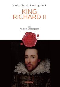 리처드 2세 (셰익스피어 사극) : King Richard II l영문판l
