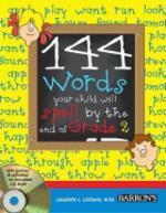 144 Words Your Child Will Spell by the End of Grade 2