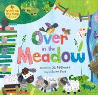 Over in the Meadow [with Cdrom] [With CDROM]