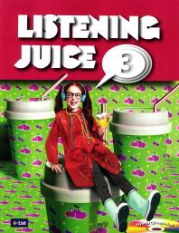 Listening Juice. 3(Student Book)(2E)