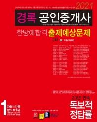 경록 부동산세법 한방에 합격 출제예상문제(공인중개사 2차)(2021)