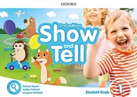 Show and Tell. 1 Student Book Pack, 2/E