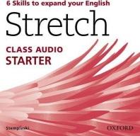 Stretch Starter Audio CD