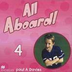 ALL ABOARD. 4(CD 1장)