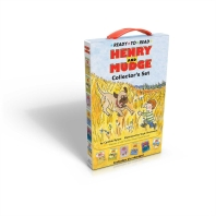 Henry and Mudge Collector's Set: Henry and Mudge: The First Book/Henry and Mudge in Puddle Trouble/H