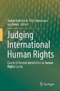 Judging International Human Rights