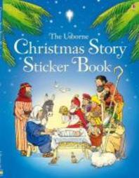 The Christmas Story Sticker Book
