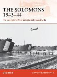 The Solomons 1943-44
