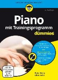 Piano mit Trainingsprogramm Fur Dummies