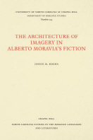Architecture of Imagery in Alberto Moravia's Fiction