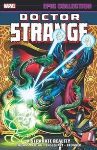 Doctor Strange Epic Collection