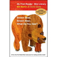 My first Reader mini Library boxed set