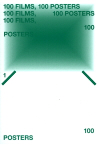 100 Films, 100 Posters(2017)