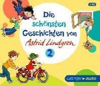 Die schoensten Geschichten von Astrid Lindgren 2 (3CD)