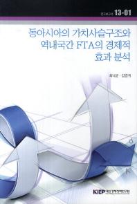 동아시아의 가치사슬구조와 역내국간 FTA의 경제적 효과분석