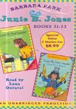 Junie B. Jones Books #21-22 (Audio-Cassette)[Unabridged]