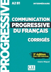 (신판) Communication Progressive du Francais Intermediaire. Corriges (A2-B1)