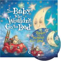 베오영 The Baby Who Wouldn't Go to Bed (Paperback + CD)