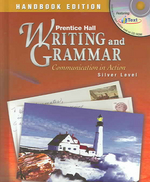 Prentice Hall Writing and Grammar Handbook Student Edition Grade 8 2004