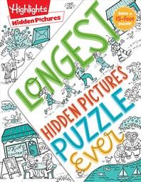 Longest Hidden Pictures Puzzle Ever