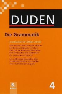 Duden 04. Die Grammatik