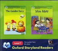 Oxford Storyland Readers Level 7: The Garden Fairy Mrs Mott(CD)